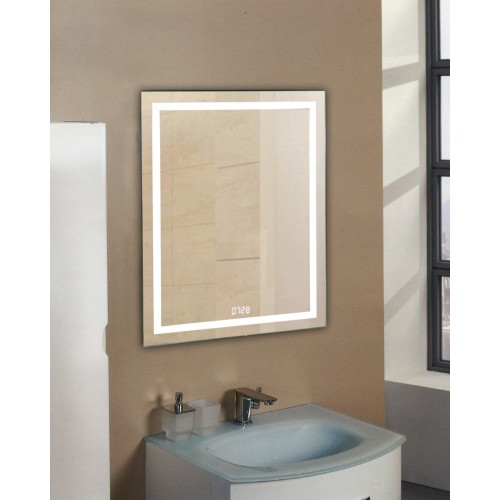 Зеркало в ванную с подсветкой Лючия